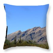 Catalinas Throw Pillow