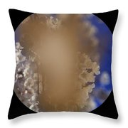 Cataracts, Patients View Throw Pillow