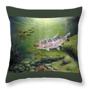Catch It Throw Pillow