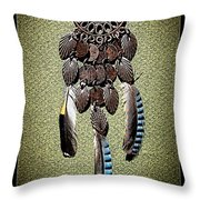 Catch Your Own Dreams Throw Pillow