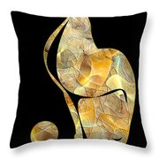 Cats 074-13 Marucii Throw Pillow