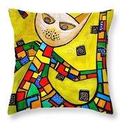 Cats 583 Throw Pillow