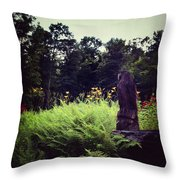 Catskills Eagle Throw Pillow
