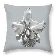Cattleya I - Sweet Dreams Throw Pillow by Joan Garcia
