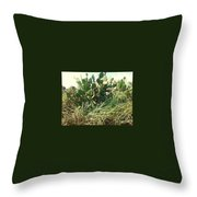 Catus 1 Throw Pillow
