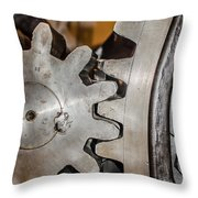 Cause And Effect Throw Pillow