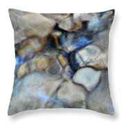 Cave Of Brutes Throw Pillow