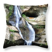 Cedar Falls II Throw Pillow