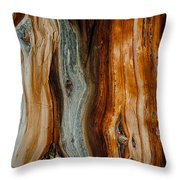 Cedar Texture Throw Pillow