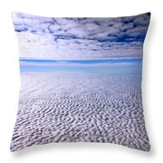 Ceiling High 2 Throw Pillow