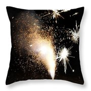 Celebrate A New Year Throw Pillow