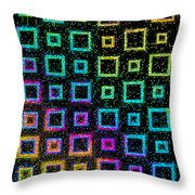 Celebration Throw Pillow by Christi Kraft