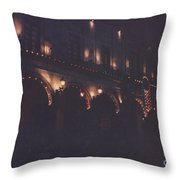 Celebration Mexico Independence Day Throw Pillow