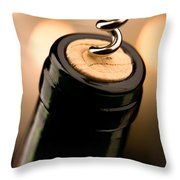 Celebration Time Throw Pillow by Johan Swanepoel