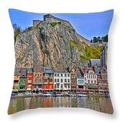 Celestial Gorge Throw Pillow