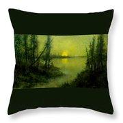 Celestial Place #5 Throw Pillow