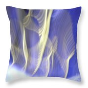 Celestial Sylva Throw Pillow