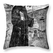 Celestine V (1215-1296) Throw Pillow
