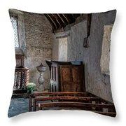 Celynnin Church V2 Throw Pillow