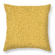 Cement - Stucco Wall Texture Throw Pillow