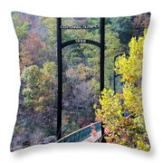 Centennial Olympics 1996 Throw Pillow