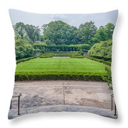 Central Park Serenity V Throw Pillow