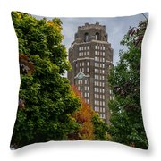 Central Terminal 7k03051 Throw Pillow