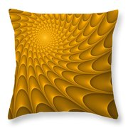 Centric-01-a Throw Pillow