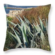 Century Plant 1 Throw Pillow