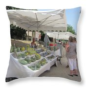 Ceramics For Sale Throw Pillow