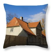 Cesis Throw Pillow