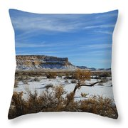 Chaco Greeting Throw Pillow
