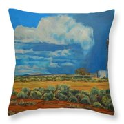 Chaco Storm Throw Pillow