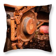 Chain Driven Throw Pillow