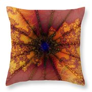 Chain Reaction Throw Pillow
