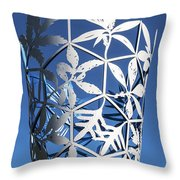 Chalice Sculpture Throw Pillow