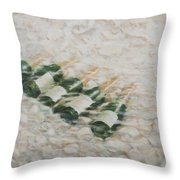 Champagne Cooling Throw Pillow