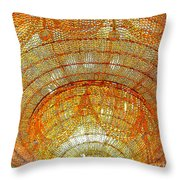 Chandelier 1 Throw Pillow
