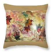 Change In You II Throw Pillow