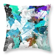 Change Is On The Way Throw Pillow