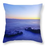 Channel Islands National Park, Ca Throw Pillow