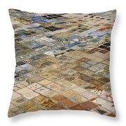 Chapel Of Art Throw Pillow