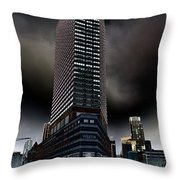 Characteristics Of Boston V2 Throw Pillow