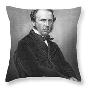 Charles Canning (1812-1862) Throw Pillow