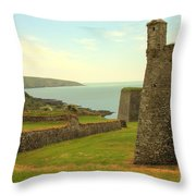 Charles Fort Kinsale Throw Pillow