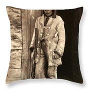 Charles Wilson (1836-1905) Throw Pillow