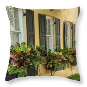 Charleston 12 Throw Pillow