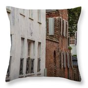 Charleston 2 Throw Pillow