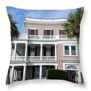 Charleston Home Throw Pillow