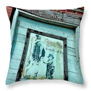 Charlie Chaplin - 6 Reels Of Joy - 1921 Throw Pillow